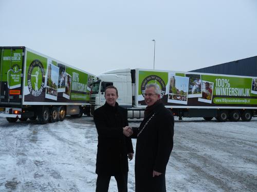 HSF logistics promoot Winterswijk