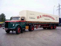 HS Frederiks oldtimer Scania