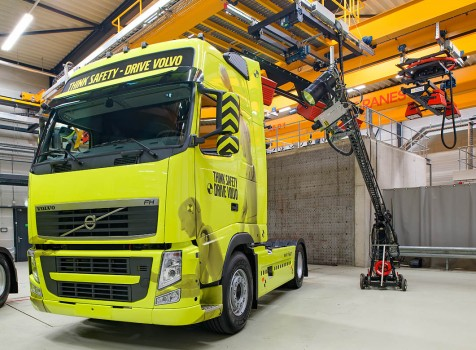 Volvo Safety Demo