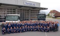 Truckdealer Thomann AG