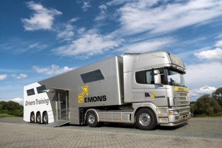Emons Mobile Driver Training Center