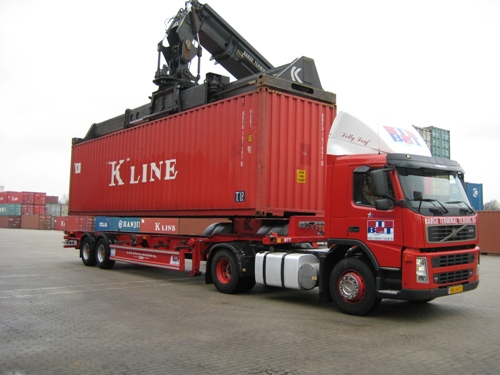 tracon containerchassis