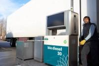 Proef biodiesel