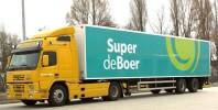 Jumbo truck met SdB trailer
