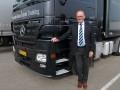 """Koos Spee: """"Truckers rijden steeds veiliger"""""""