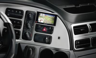 Mercedes-Benz trucknavigatie