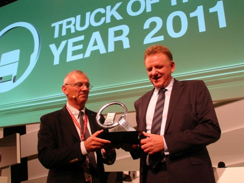 Mercedes-Benz Atego Truck of the Year 2011