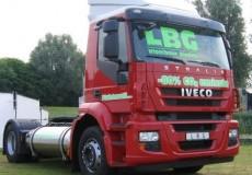 Iveco dealer  Schouten in LNG