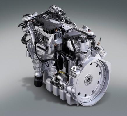IAA MAN nieuwe aardgasmotor