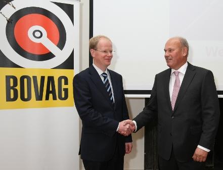 Bovag - truckdealer voorzitters vervaet en nunninkhoven
