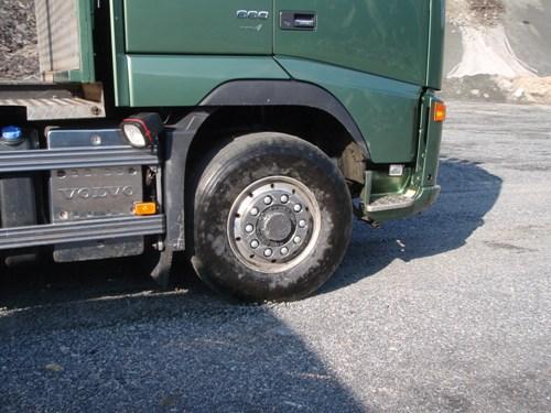 Volvo test hydraulische voorwielaandrijving