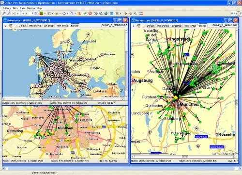 Axxom Fleet Planning screenshot