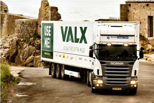 VALX trailerassen