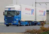 Versteijnen Logistics truck