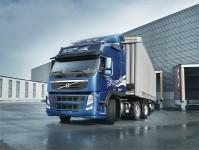 Volvo fm methaan diesel