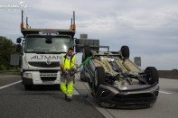A66 ongeval