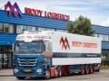 Zes nieuwe Actrossen voor Mooy Logistics