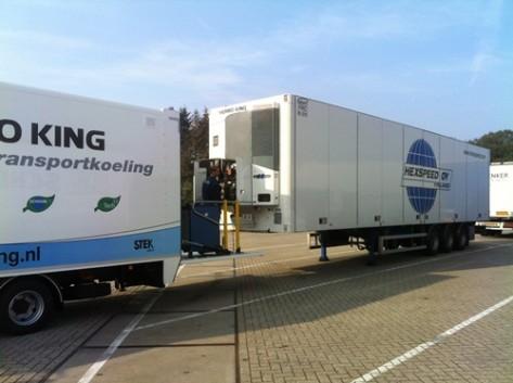 Transportkoeling  Thermo King Transportkoeling