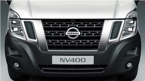 Nissan NV400 front