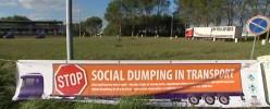 actie sociale dumping