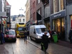 Arnhem-Nijmegen investeert in betere stadsdistributie
