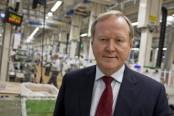 Scania CEO Leif Östling