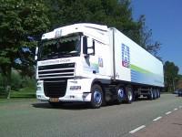 A-Ware verliest transport Friesland Campina