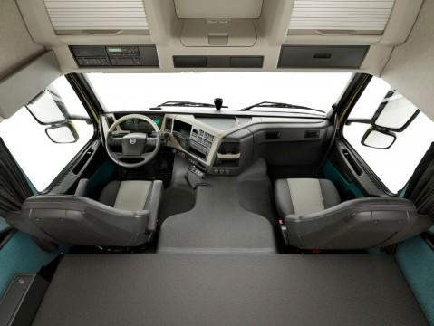De nieuwe Volvo FM, de cabine • TTM.nl