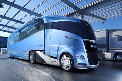 MAN concept truck