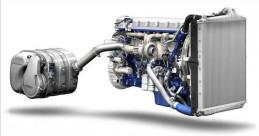 Volvo d16 euro 6