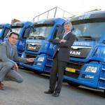 MAN Euro 6 voor containervervoerder BCTN