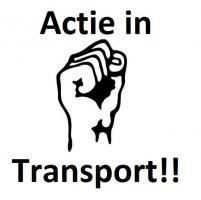 Actie in de Transport