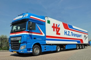 HZ transport van der gaag
