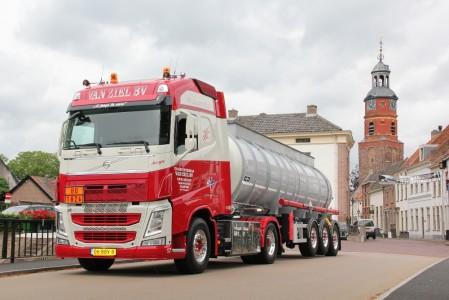 Van Ziel Volvo FH Euro 6