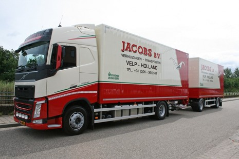 Volvo FH Jacobs