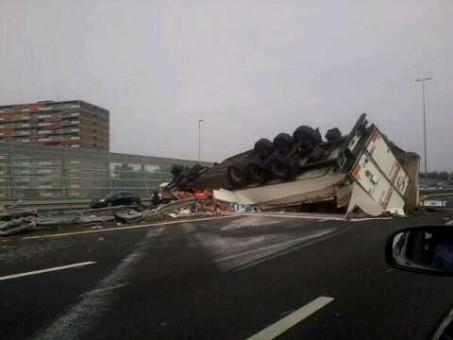 A12 ongeval 17 juli2013