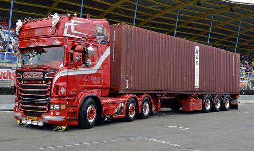 Mooiste truck van Nederland 2013