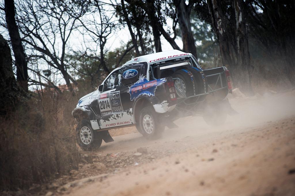 Foto S Ford Naar Dakar Rally Met Ranger Ttm Nl