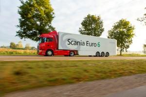 Test Scania G440 Euro 6 #15