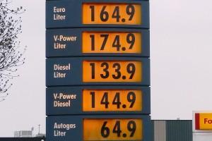 Dieselprijs