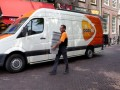 PostNL-bezorger