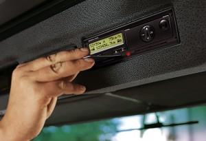 Digitale tachograaf. Siemens