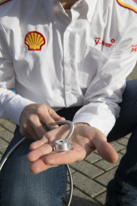 Shell FuelSave Partner Ultrasonic Fuel Sensor