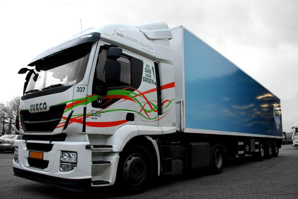 Snel Logistics Solutions - SPA-oplegger
