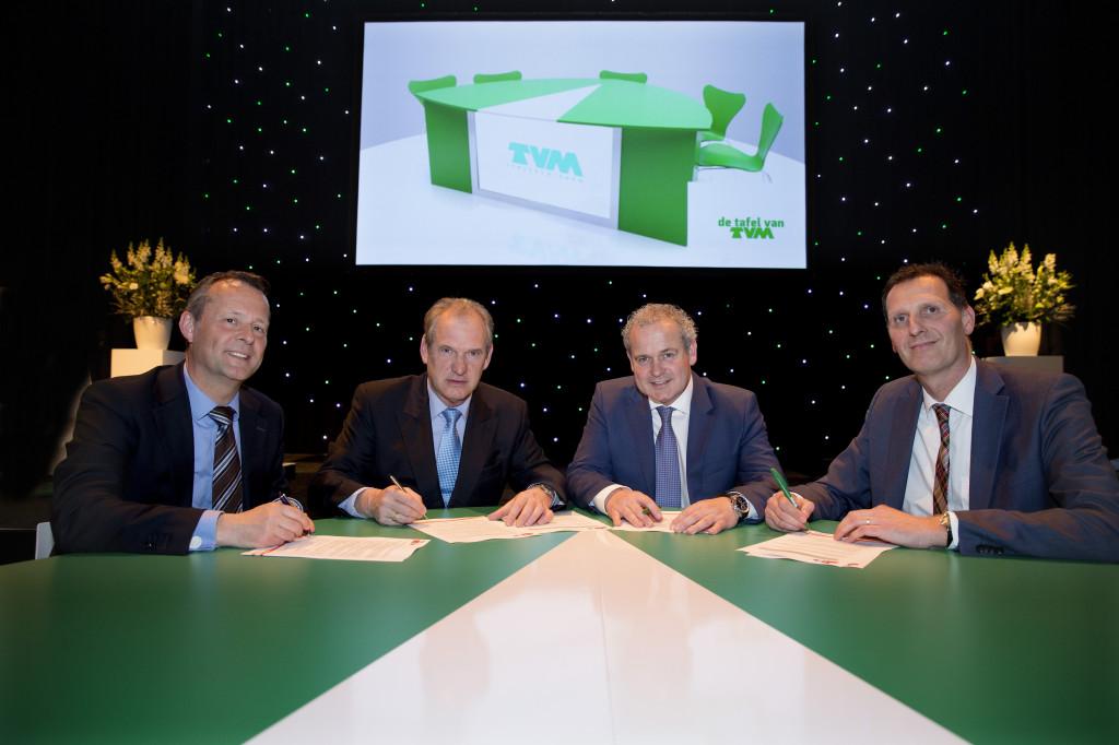 TVM & TLN gaan samenwerken