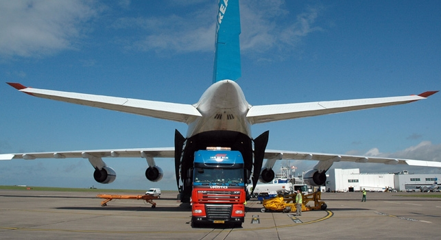 Jan De Rijk Rijdt Verder Voor Lufthansa Cargo Ttm Nl