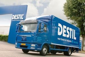 Vrachtwagen 001