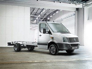 VW Crafter Euro 6 Chassis 2