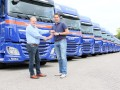 Bos Dynamics DAF trucks