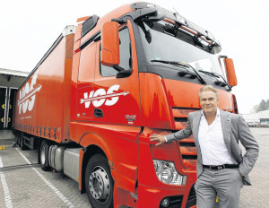 Jules Menheere (Managing Director) Vos Transport